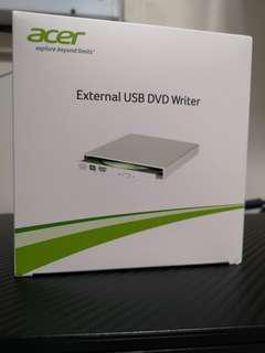 External USB DVD Writer