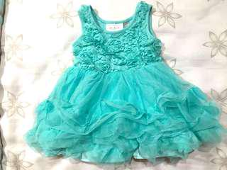 The Children's Place - Turquoise Dress