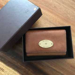 Authentic Mulberry Oak Wallet
