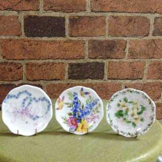 Mini Saucer From England *Reserved