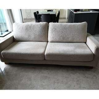 Price reduced! Used Sofa 3+2 for quick sale! Last Price !