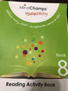 Mindchamps Reading & Writing Level 8