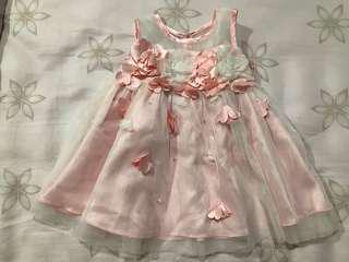 Estrella - Pink Dress