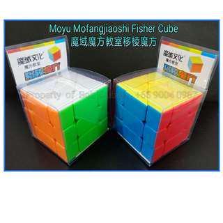 - - Moyu Mofangjiaoshi Fisher Yileng 3x3 Cube for sale in Singapore