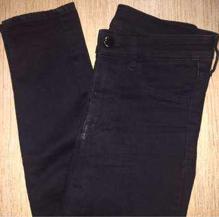 H&M Black Skinny Jeans / Pants