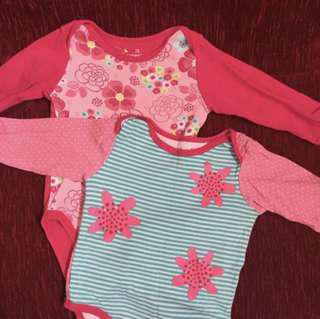 Jumping Beans Baby Rompers (12m)