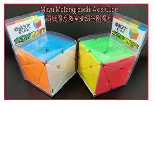 - Moyu Mofangjiaoshi Axis 3x3 Cube for sale in Singapore