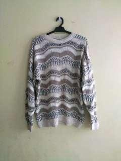 Unisex Pattern Knitwear