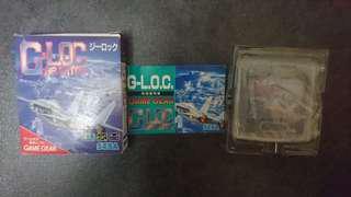 Game Gear 遊戲帶 G-LOC 二手 $70