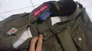 Lp Cargo Dickies one label ijo army sz 30