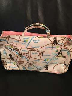 巴黎風手袋收納包 japan