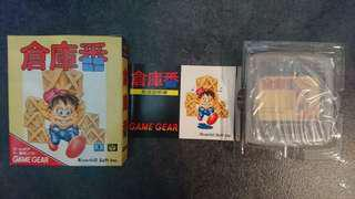 Game Gear 遊戲帶 倉庫番 二手 $80