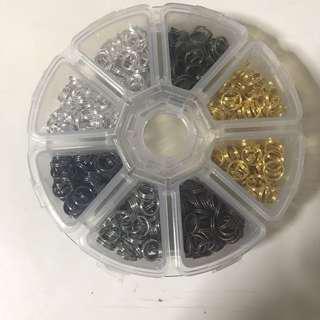 7mm Split Rings