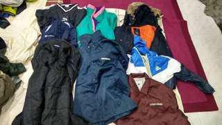 Adidas/Converse/Puma jacket