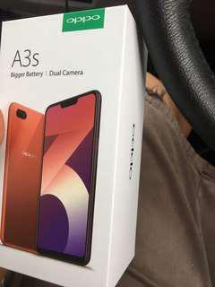 Oppo A3s price reduced