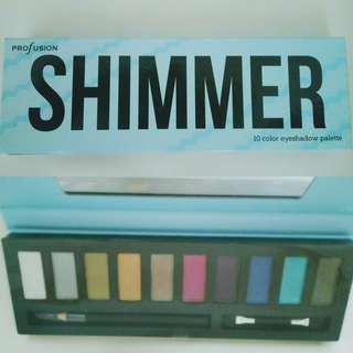 SHIMMER Eye Palettes