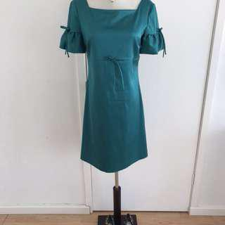 Ojay Emerald Green Dress