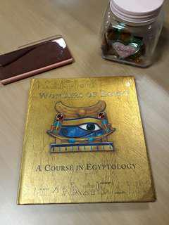 Wonders of Egypt A Course in Egyptology Hardcover