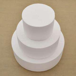 Dummy Cake Styrofoam Foam Toy Cakes Baking Decoration Supply