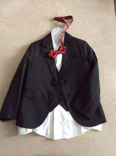3 piece suit for boy