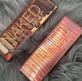 Urban decay naked head palette