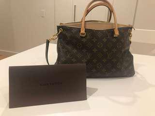 Authentic Louis Vuitton Pallas Bag