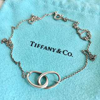 Tiffany Interlock 42cm Necklace