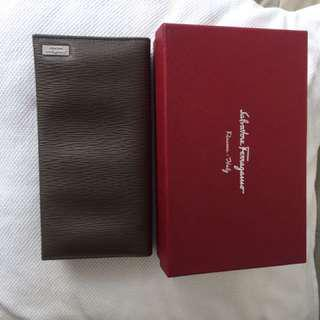New and Authentic Ferragamo Wallet