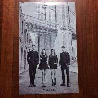 (WTS) KARD - YOU IN ME POSTER