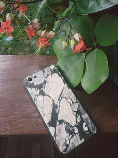 iPhone 6/6s case: marble