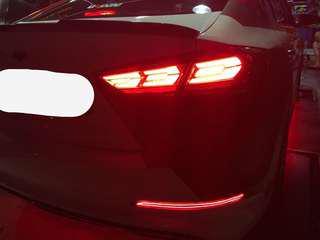 3C Elantra rear tail light