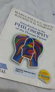 Introduction to the Phiolosophy of the Human Person (Grade 12 - SHS)