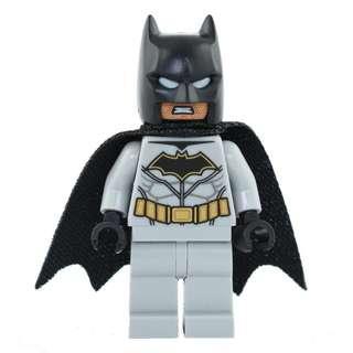 Lego DC Super Heroes - Batman in Grey Suit 76097 Minifigure new