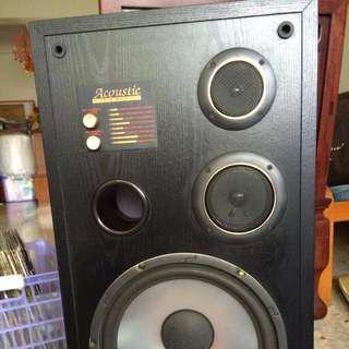 Acoustic Studio Monitor Series 3311