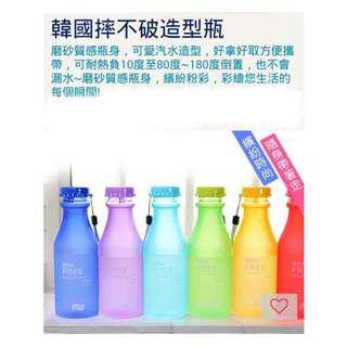 🚚 韓國摔不破汽水造型瓶冷水壺