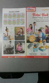 VKB Wadah Eksklusif Impor 11 Stamp Alfamart