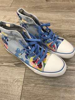 全新英國Cath Kidston 花布鞋