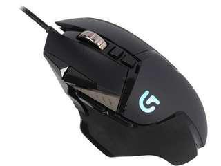 Logitech G502 99% new