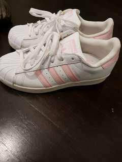Adidas superstar japanese baby pink edition