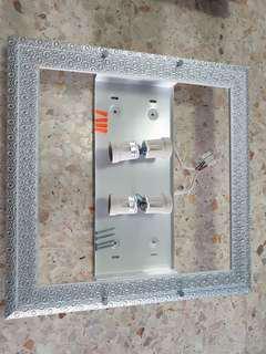 Wall mounting Light frame