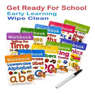 [PriddyBooks] Wipe Clean Workbook