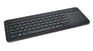 Microsoft All-in-One Media Wireless Keyboard