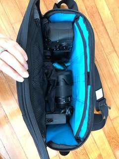 SALE!!! Canon EOS 60D with kit lens and TIMBUK2 bag