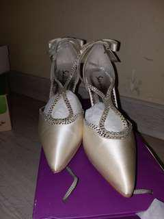 sauvignon wedding shoes