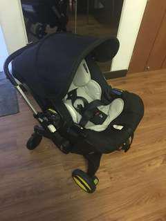 Doona (Simple Parenting) Stroller cum car seat
