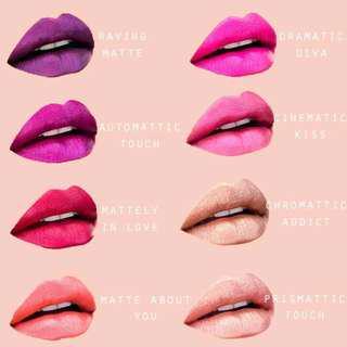 🚚 [SALE] Milani Amore Matte Metallic Lip Creme