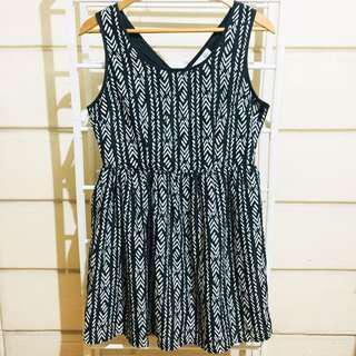 Temt Veronica Lodge Inspired Dress