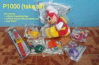 JOLLIBEE Merchandise Bundle