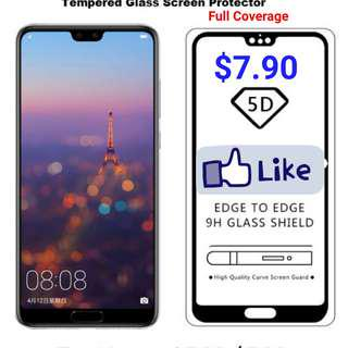 $7.90 Full Coverage Tempered glass