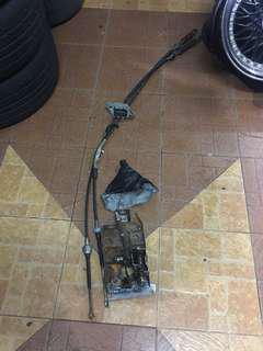 Gear lever manual untuk perdana